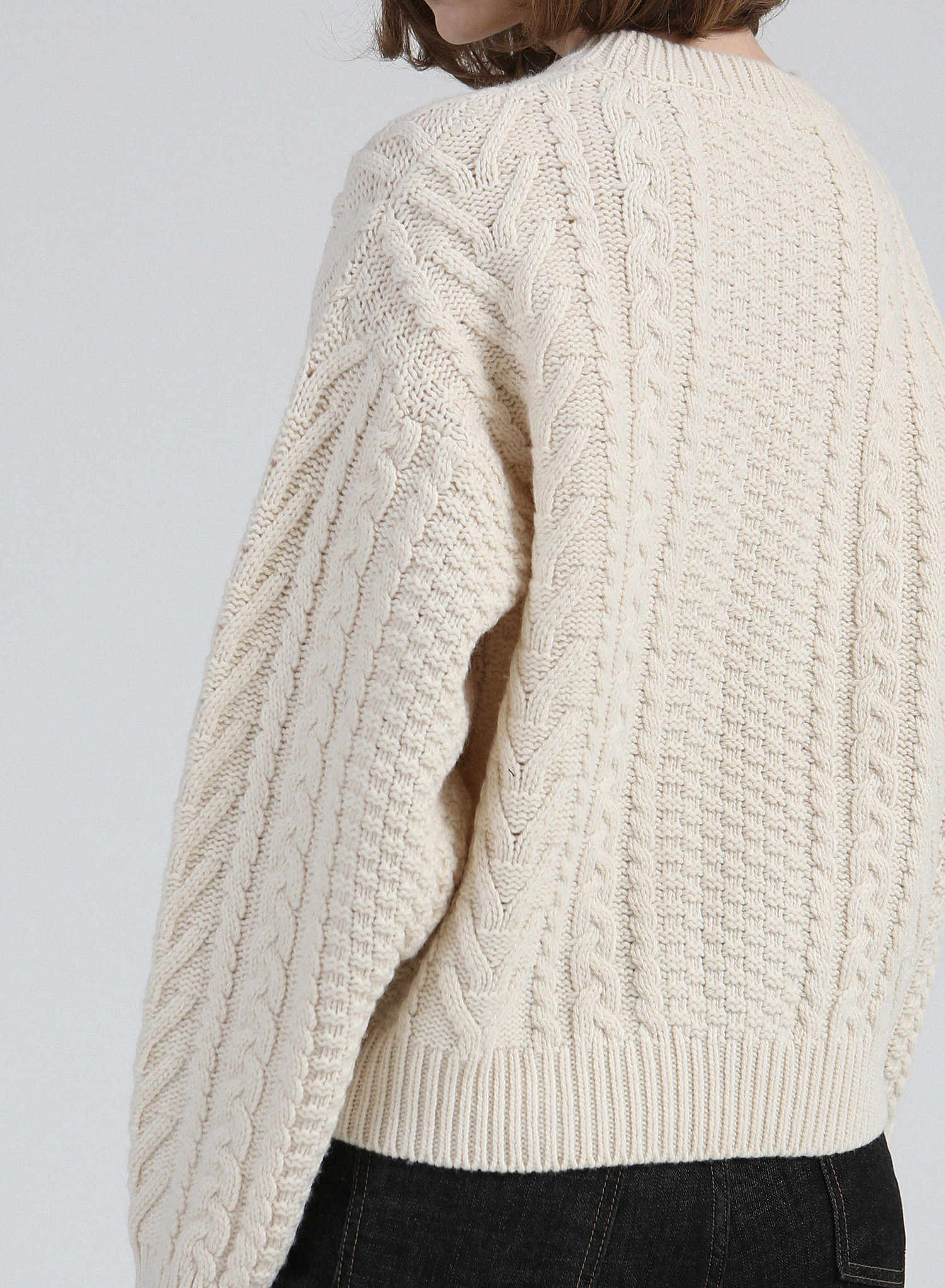 I.Twist Wool Knit
