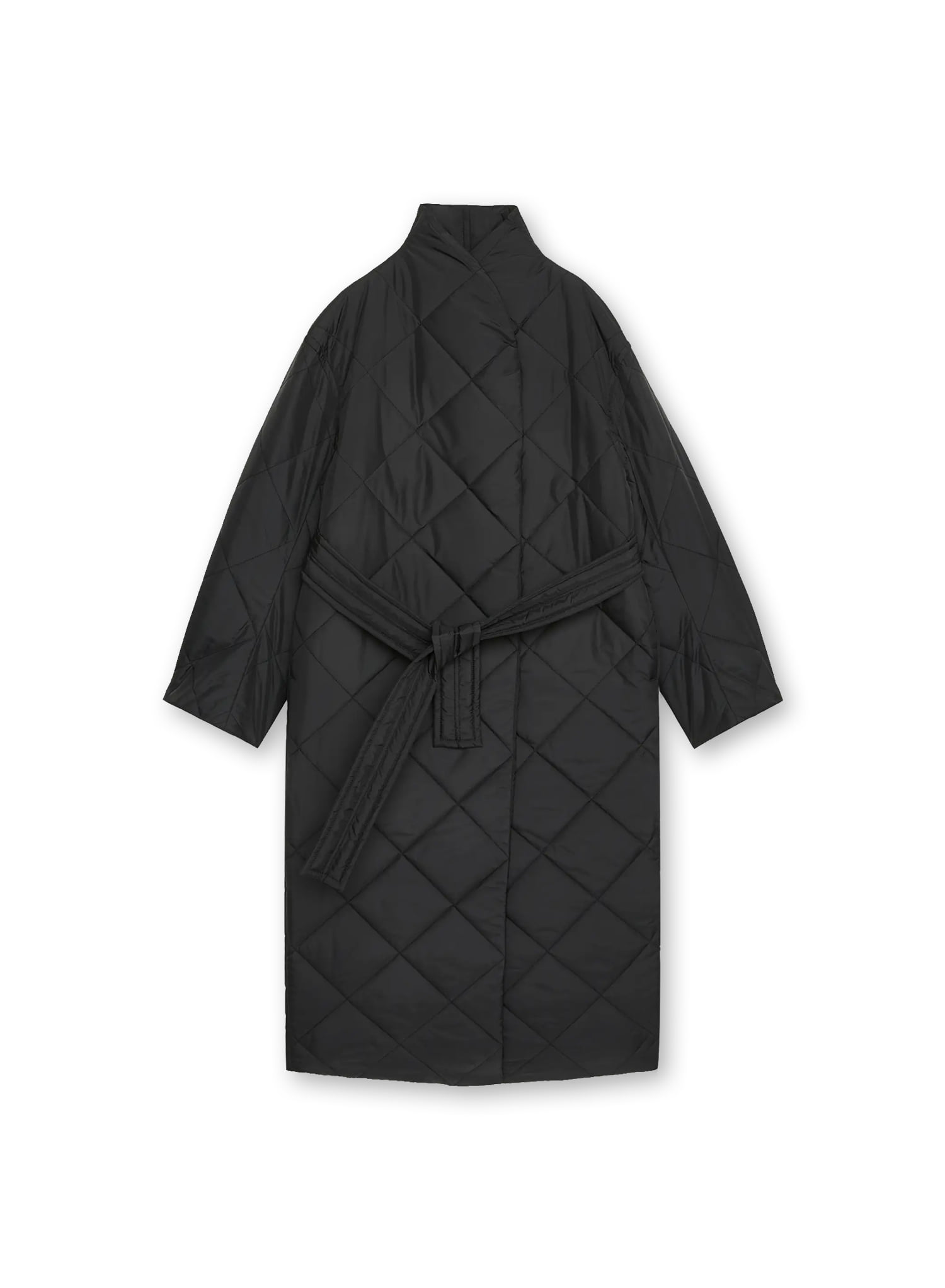 [SEASON OFF Event 20%↓] COMPRESS QUILTING LONG PADDING COAT